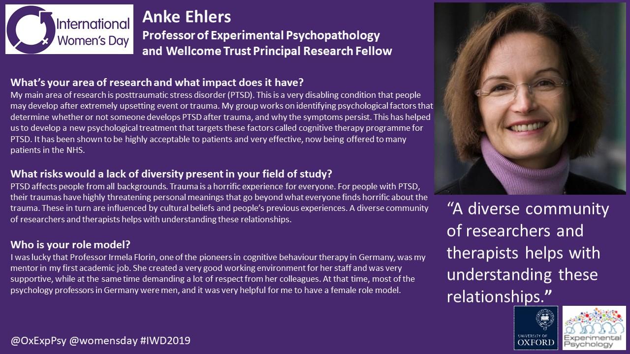Anke Ehlers IWD 2019