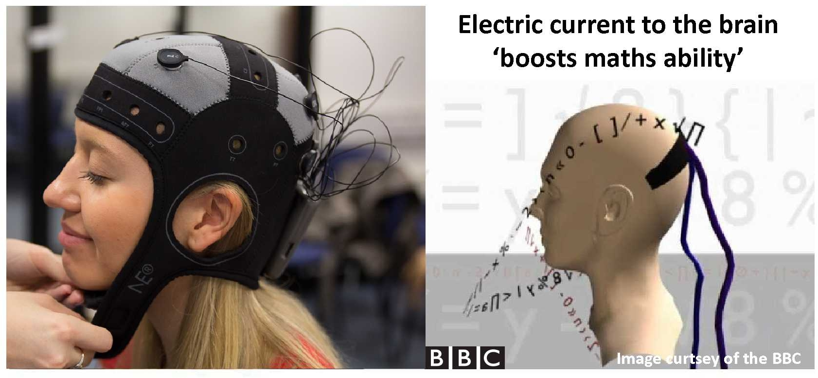 Our pioneering research has revealed that we can enhance cognition using mild non-invasive brain stimulation